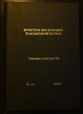 Effective and Efficient Plagiarism Detection